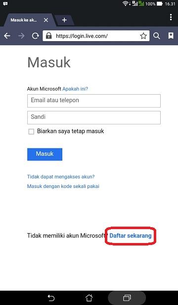 Cara Membuat Email Gratis Google Yahoo dan Microsoft Bisa