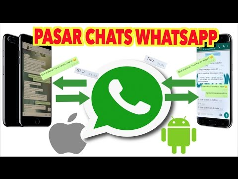 How to Transfer WhatsApp Chat History from iPhone to Android
